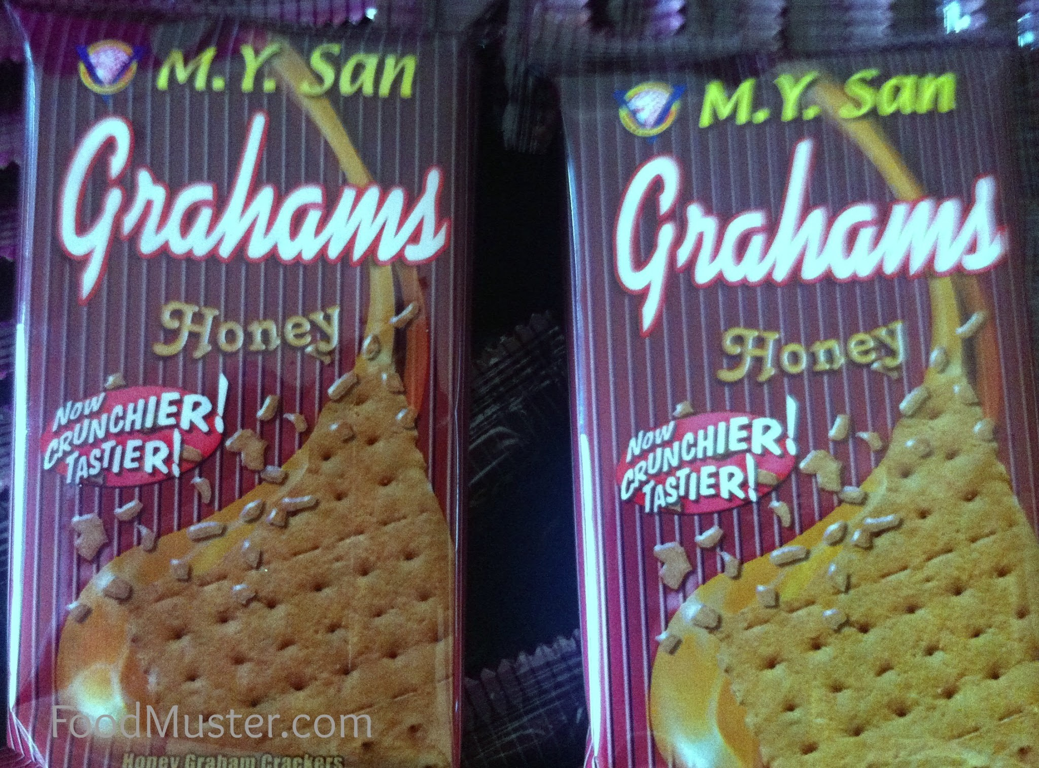 HotMix Pro recipe: Graham Cracker Custard Cream Dessert Slice