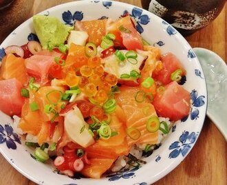 Sushiro @ Thomson Plaza – Wallet-Friendly Bara Chirashi Don in Singapore