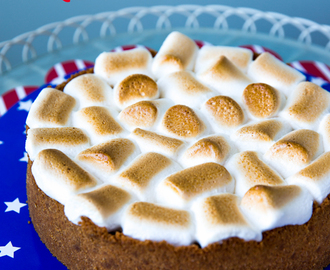 Some more -kakku (S'more Cake)