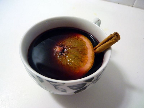 July 2002 - Mulled Wine