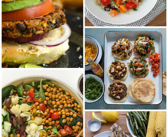 Eating Clean Meal Plan: Summer Menu