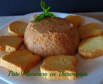 PATÉ MARINERO en thermomix