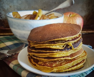 Why My Fall Squash Pancakes are the Best Thing Since Sliced Bread