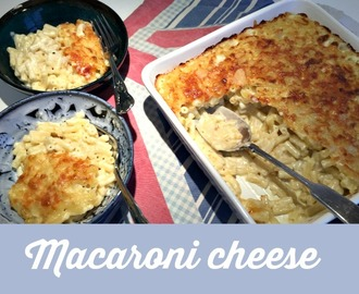 Macaroni Cheese | a family favourite revisited
