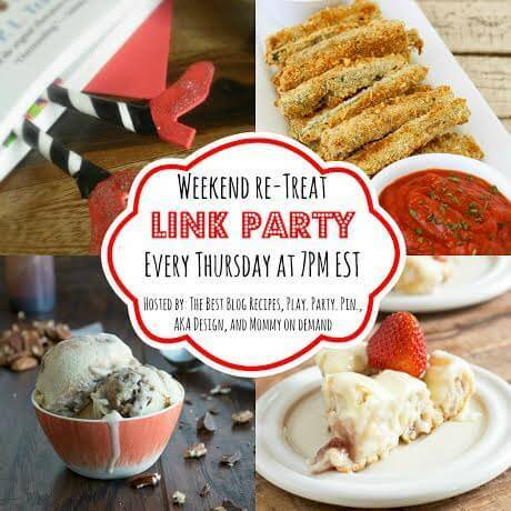 The Weekend re-Treat Link Party #67