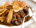 Braised Oxtail Pie