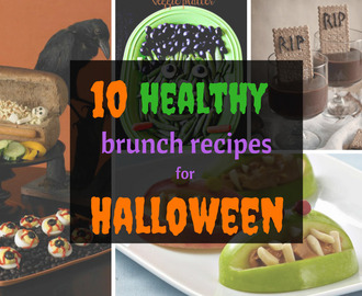 10 Healthy Halloween Recipes for your Brunch