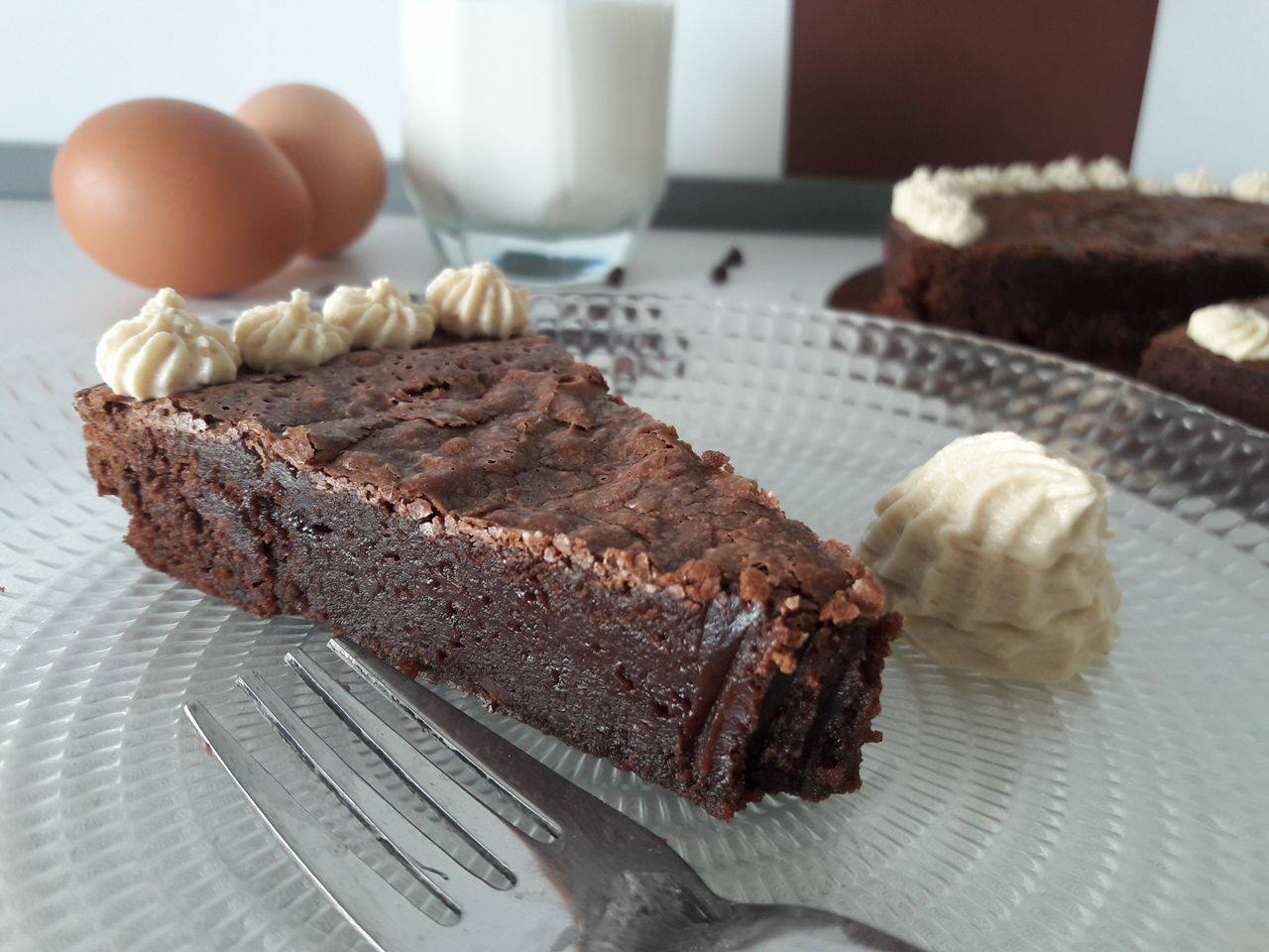 Brownies (recette de Christophe Michalak)