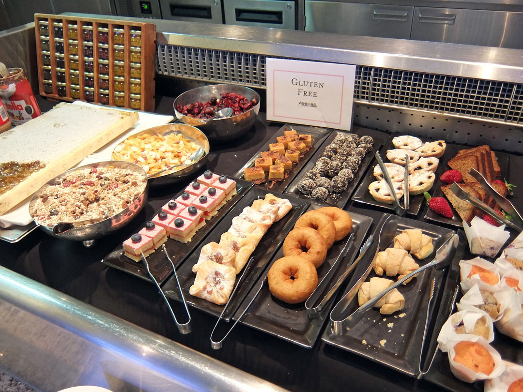 Breakfast Buffet at Eight Langham (Auckland CBD, New Zealand)