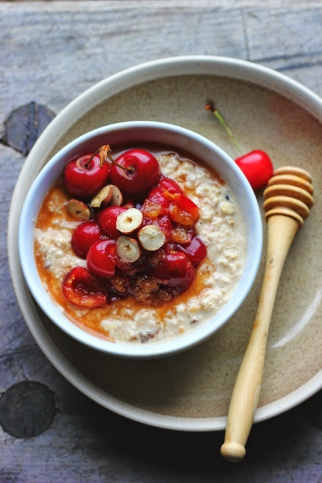 Orchard Bircher Muesli