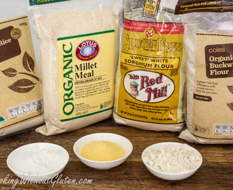 Strategies to Substitute Wheat in Gluten Free Baking