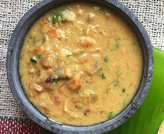 Chettinadu Avial | Vegetable Stew from Chettinad