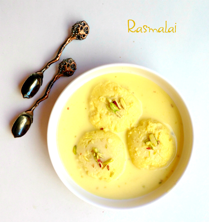 Easy Rasmalai Recipe | How to Make Rasmalai with Milk Powder