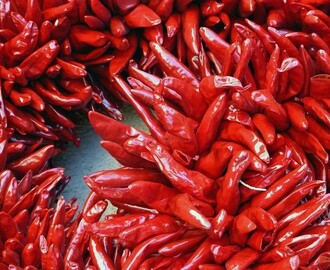 Red Hot Chilli Pepper: The Secret Ingredient To a Long Life