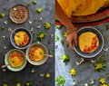 Color Me Happy: Mango Shrikhand / Amrakhand