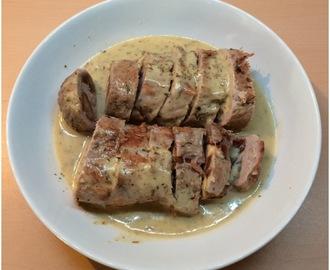 Recetas de solomillo de cerdo jugoso mytaste - Solomillo de cerdo encebollado ...