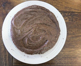 Paleo Nutella Tart (Gluten Free, Sugar free, Dairy Free Option)