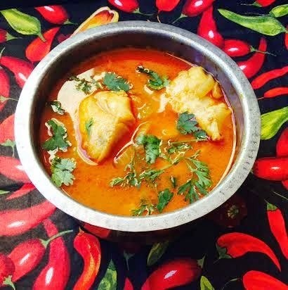 Zesty Fish Curry