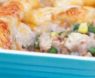 Chicken Pot Pie Weight Watchers