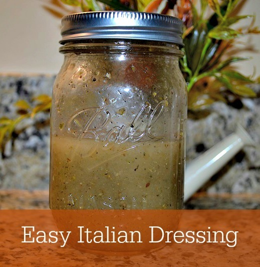 Easy Italian Dressing Recipe Low Carb