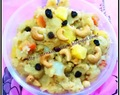 MIXED FRUITS SEMOLINA KESARI