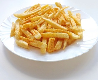 French Fries Recipe | Homemade French Fries | How to Make French Fries Recipe