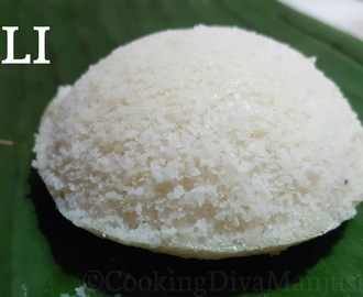 How I make soft,fluffy,spongy Idli WITHOUT any Idli rice in 3 ways