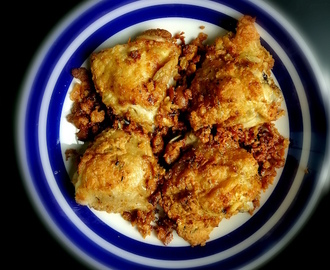 Actifry Crispy Chicken Thighs