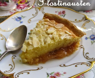 Apple Bakewell Tart