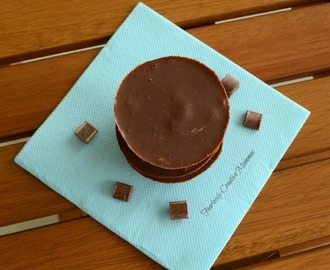 Homemade Peanut Butter Cups #FoodieExtravaganza
