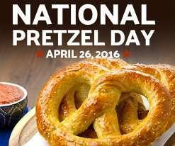"""Tip Tuesday"" Plus ""National Pretzel Day"" With ""Honey Butter Homemade Soft Pretzels"""