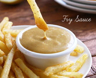 Homemade Fry Sauce