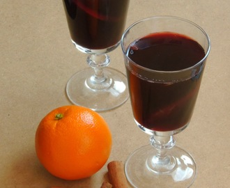 Warmer Win/Vin Chaud - Hot Mulled Wine