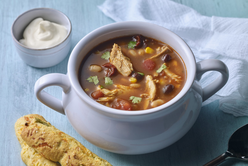 Soup Special of the Day!.......Turkey Chipotle Chili Soup