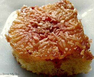 Weight Watchers Desserts: Strawberry Pina Colada Cake
