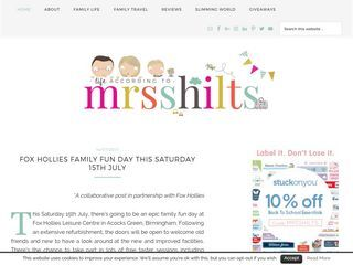 www.mrsshilts.co.uk
