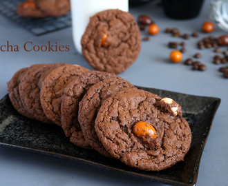 M&M's® Coffee Nut Mocha Cookies
