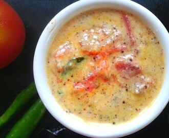 Tomato Raita Recipe, How to make Tomato Raita