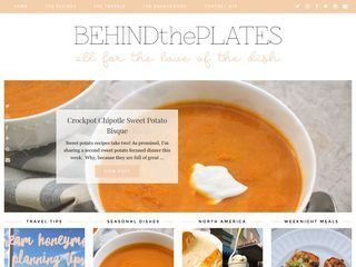 Behind The Plates | All for the love of the dish