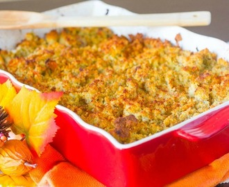 Homemade Cornbread Stuffing Recipe