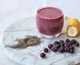 Omega-3 Breakfast Smoothie