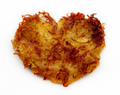 1 Ingredient Hash Browns (Paleo, Vegan, Nut-free & Grain-free)