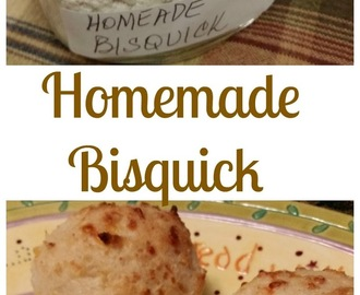Homemade Bisquick Mix (& Recipes to use it)