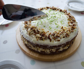 Spiced Hummingbird Cake