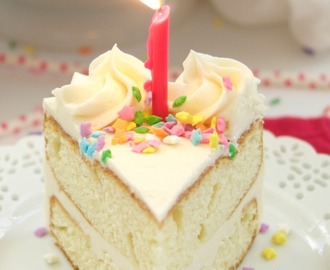 Birthday Cake Icing Recipe
