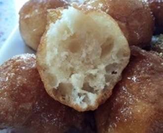 Delishes Lebanese fried baby doughnuts Recipe