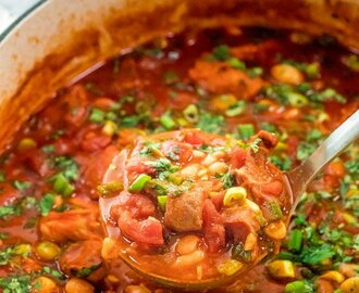 Mexican Pork Stew