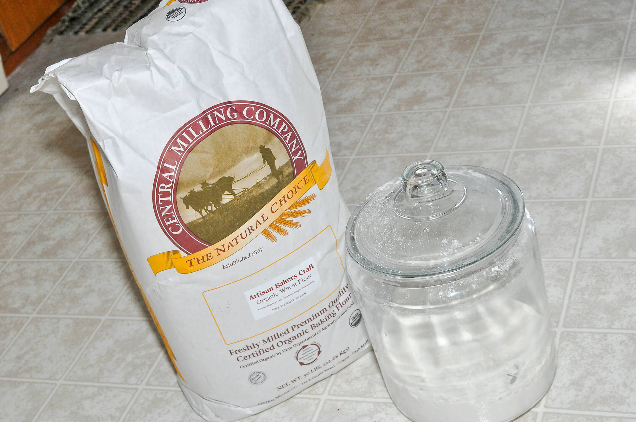 Plotting My Next Flour Purchase – Central Milling Here I Come!