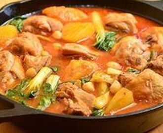 Chicken Casserole Pinoy Style (Pochero) Recipe