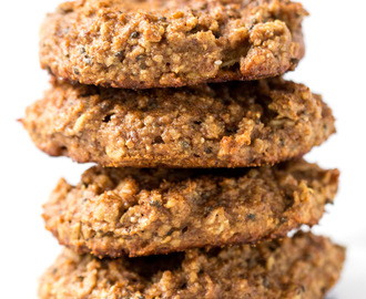 Snickerdoodle Quinoa Breakfast Cookies